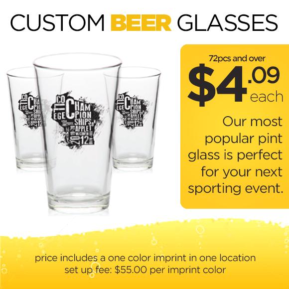 CustomBeerGlasses