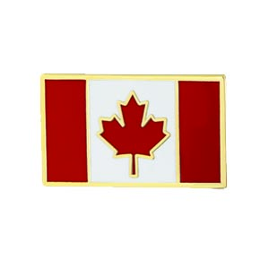 order canada flag pins online, get stock canada  flag pins