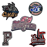 custom trading pins baseball hockey