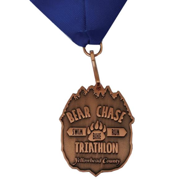 Custom Race Medals Alberta