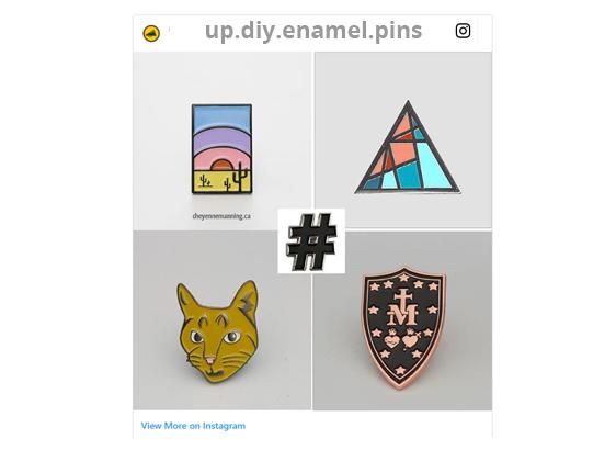 DIY Enamel Pins