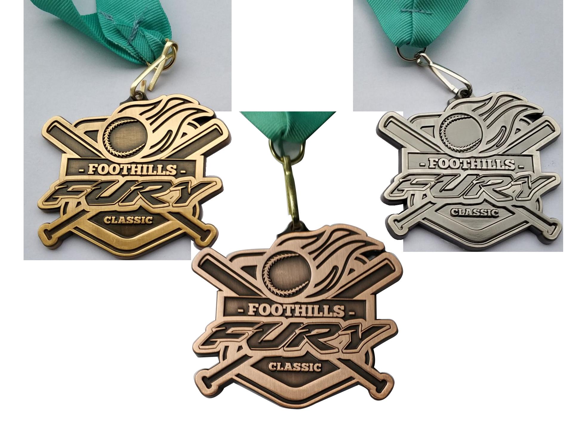 foot-hills-fury-baseball-medals