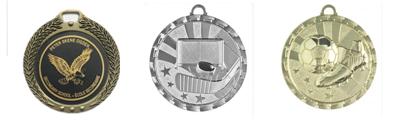 Sport Awards Stock Medals