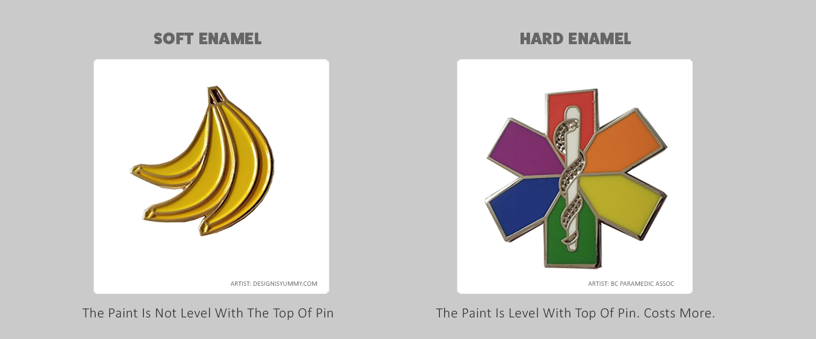 hard-enamel-versus-soft-enamel-pins-difference-2019