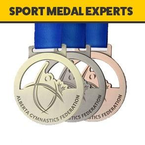 Custom Sport Medals Canadian Supplier
