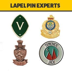 Custom Lapel Pins Since 1971