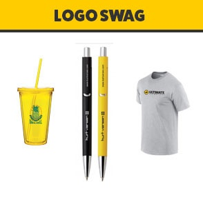Custom Logo Pens, Mugs, T-shirt Printing