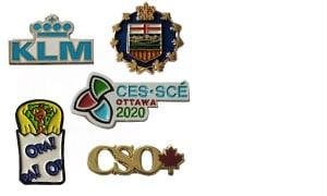 custom logo pins, lapel pins
