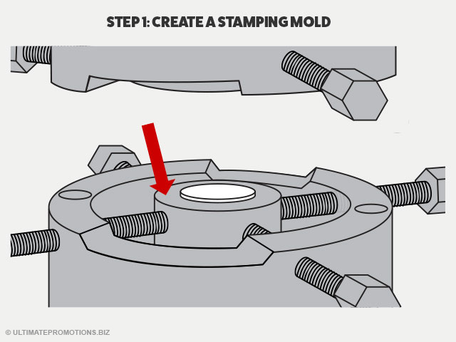 how pins are made-stamping