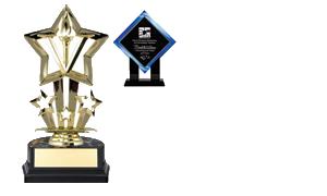 trophies Canadian supplier buy online