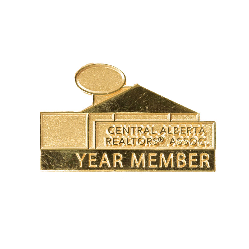 Alberta Realtors Year Member Pin