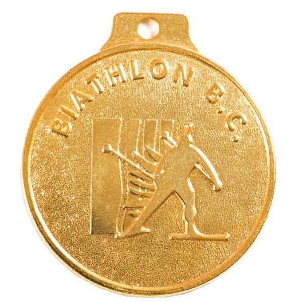 Biathlon BC Gold Medal