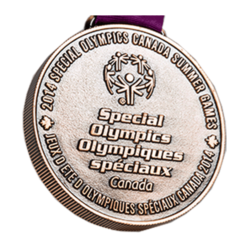 Special Olympics Medal