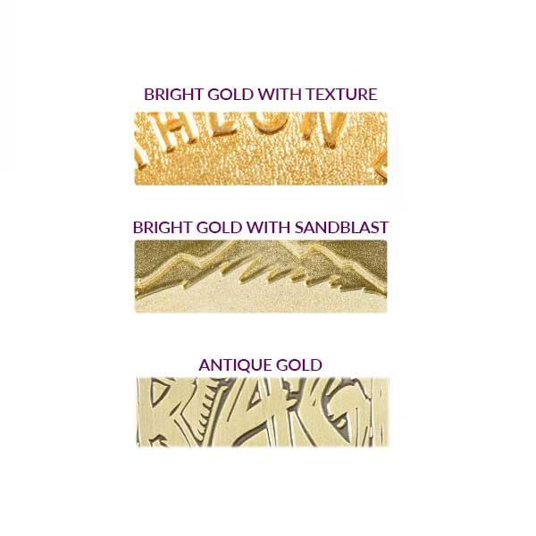 Gold Electroplate - Various