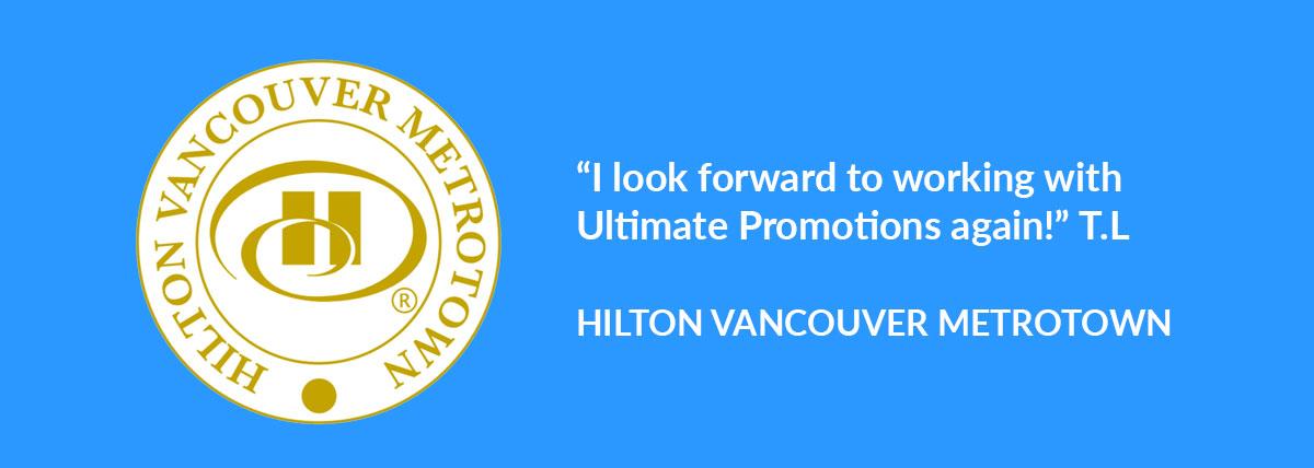 Hilton Metrotown Years Service Awards