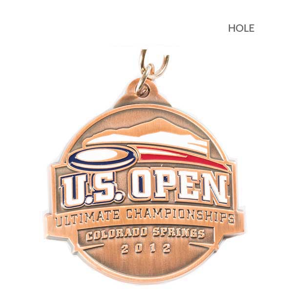 UPA US OPEN Medals