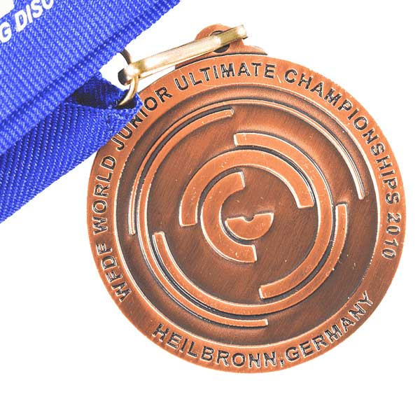 WFDF Youth Medals Germany